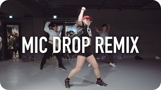 MIC Drop (Remix) - BTS (방탄소년단) ft. Desiigner / Jane Kim Choreography