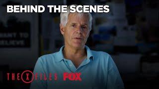Behind The Alien Replica Vehicle Season 10 The X Files