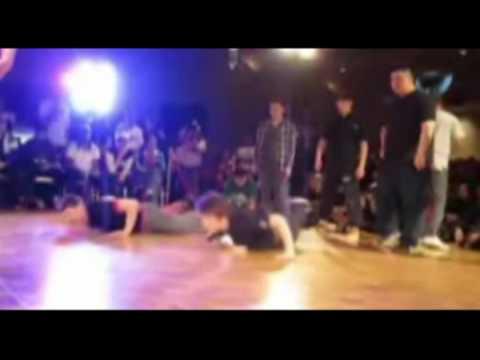 """B-Boys, Breakdancers, et al"""