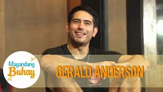 Gerald shares how challenges strengthen his relationship with Bea | Magandang Buhay