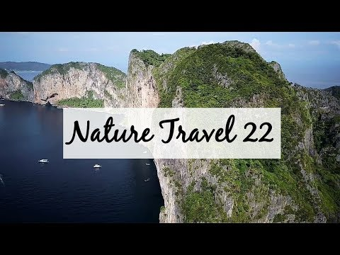Nature and travel video #22 Waterscape + Landscapes.
