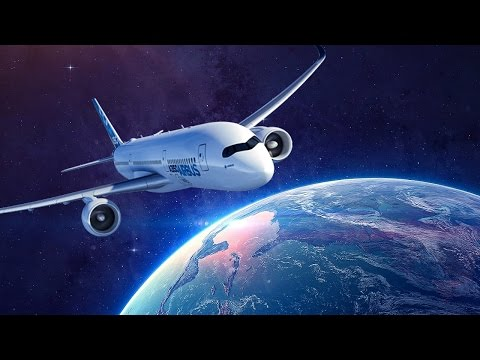 Why Airplanes Cannot Fly Into Space?