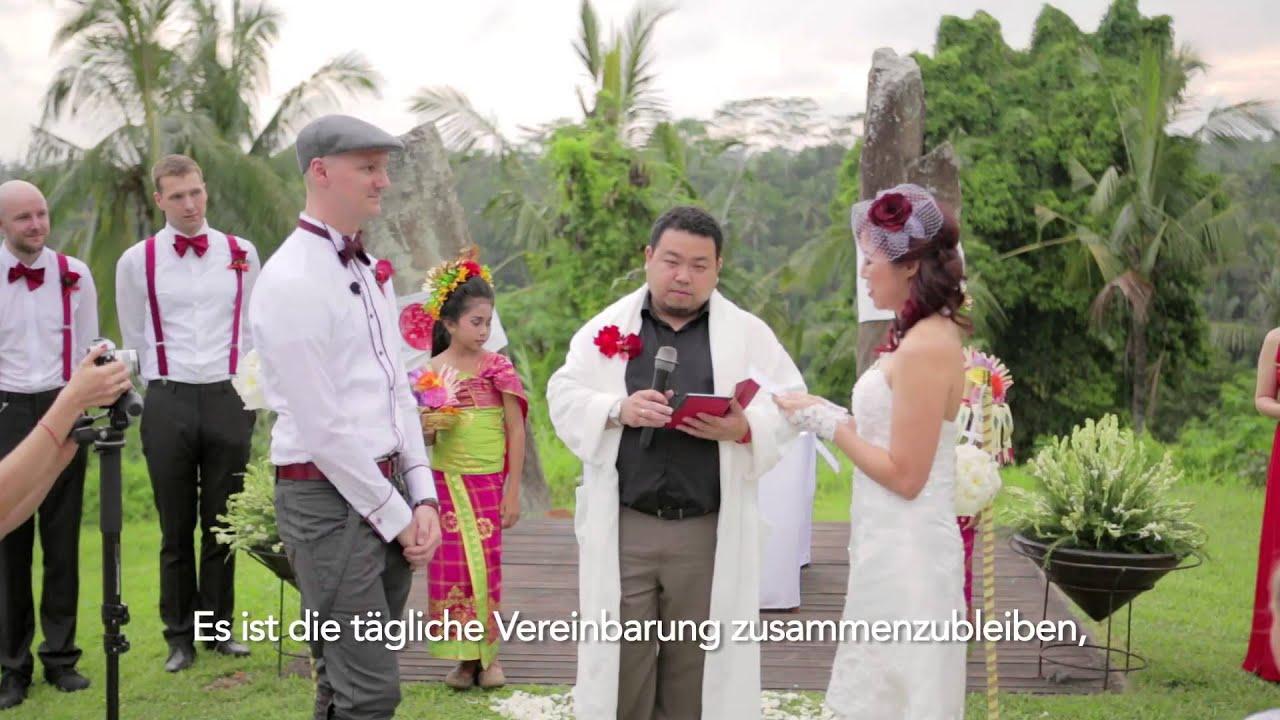 M K Hochzeitszeremonie Deutsch Untertitel Teil 1 Youtube