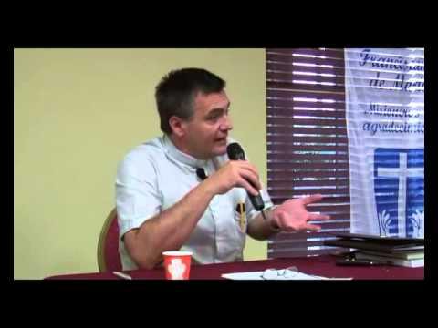 El agradecimiento en el contexto actual - Congreso Panama - P. Santiago Martin (FM)