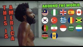 THIS IS AMERICA AROUND THE WORLD