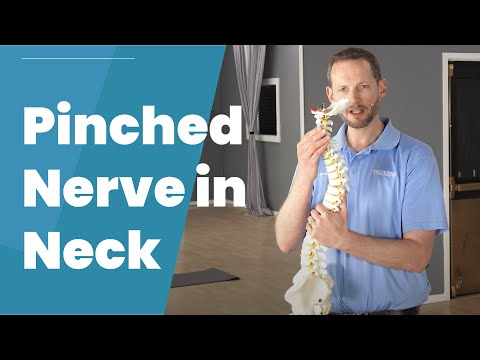 Pinched Nerve In Neck Symptoms & Treatment