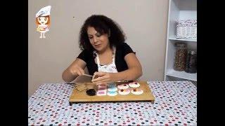 Şeker hamuru kaplamalı basit ve lezzetli Butik Kurabiye