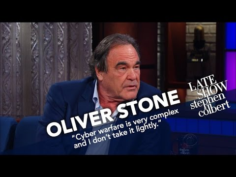 "Image result for Oliver Stone: ""Israel Had Far More Involvement In The US Election Than Russia."""