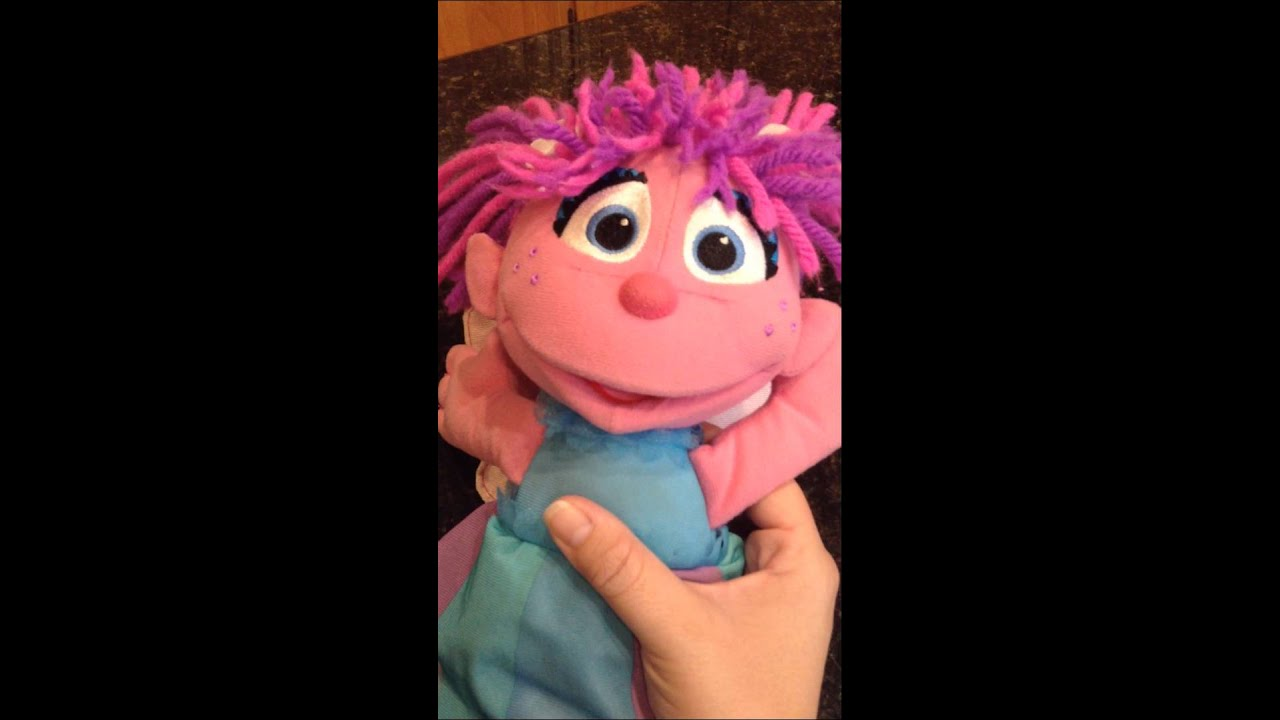 Abby Cadabby Talking Plush Youtube