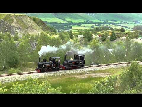 Remembering Penrhyn 50 Years from Closure - Threlkeld Quarry Railway