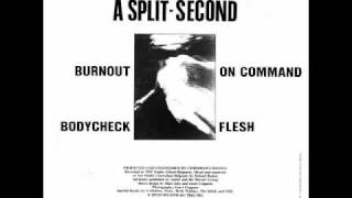 A split second - Flesh (33 rpm +8 Pitch)