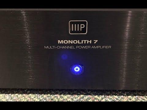 Monoprice Monolith 7x200 watt/ch Amplifier Review