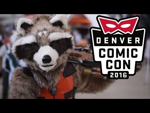 Cosplay Music Video Denver Comic Con 2016 - Part 1 of 3