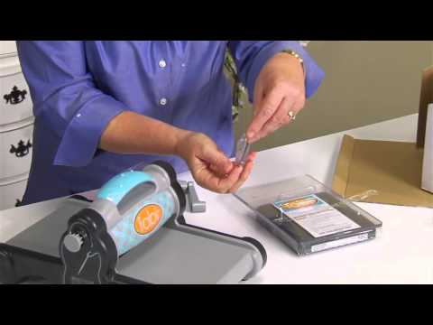 How To Use Sizzix Fabi Machine for Fabrics Die-Cutting