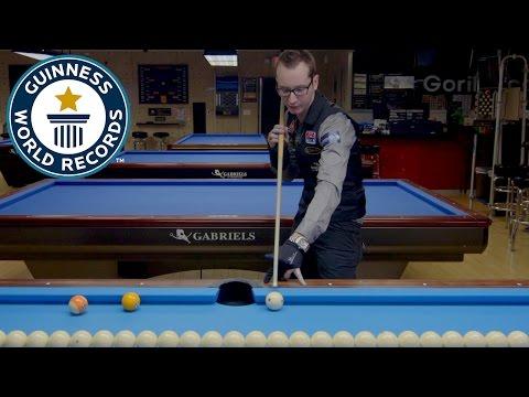 Jump shot tutorial: Record-breaking pool trick shot star Florian Kohler shows you how!