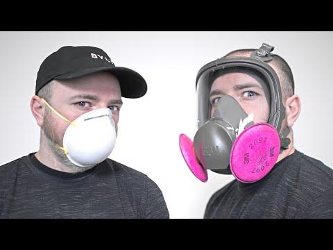 Unboxing All The Masks...
