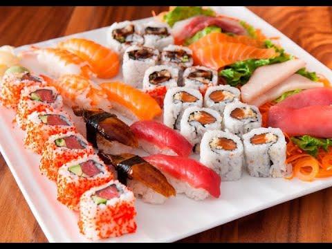 Ինչպես պատրաստել սուշի տանը! / How To Make Sushi At Home!