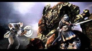 Dark Souls OST - Taurus Demon - Extended