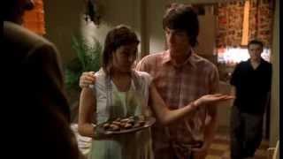 The Sopranos - Soprano Family Has Dinner With Roommates