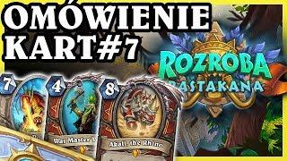 OMÓWIENIE KART Rastakhan's  Rumble #7 - Hearthstone