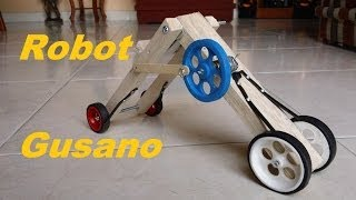 ✅ Robot Gusano (Como se hace)