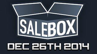 Salebox - Holiday Sale - December 26th, 2014