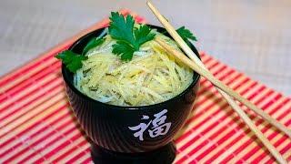 Салат картофель по корейски