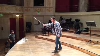 Another Bow Throw in Konzerthaus