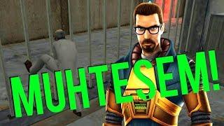 MUHTEŞEM VE BEDAVA - Half-Life C.A.G.E.D.
