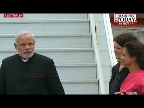 PM Modi reaches Melbourne for last leg of Australian Trip