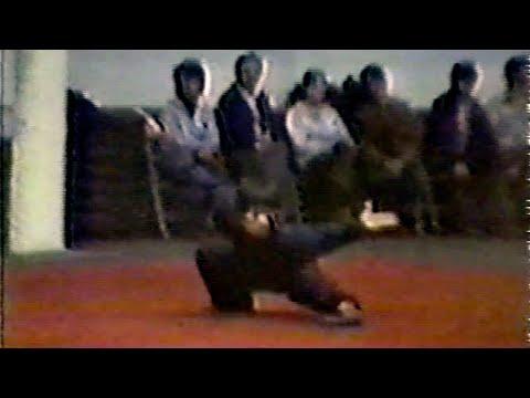 【武術】1984 男子鷹爪拳 李志洲(北京) / 【Wushu】1984 Men Yingzhaoquan Li Zhizhou (Beijing)