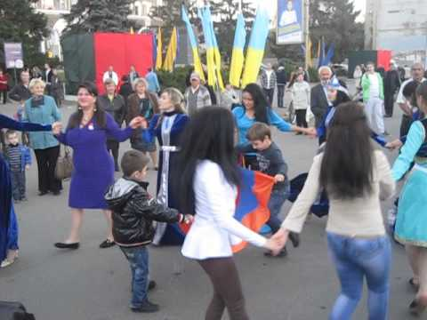 кривой рог фестеваль.армянская община
