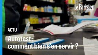 Les autotests en pharmacie : comment ça marche ?