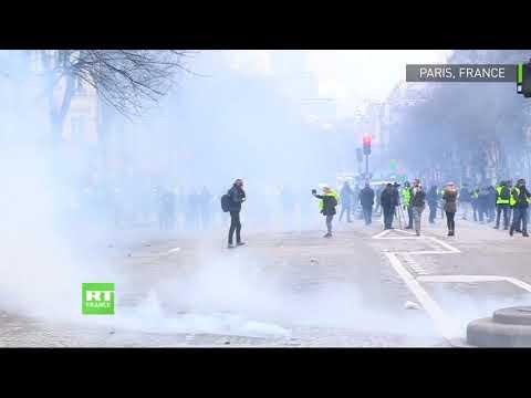 Acte 9 : la manifestation des Gilets jaunes dégénère à Paris