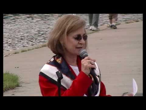 Beverly Gossage speaks about rational health care alternatives in the USA