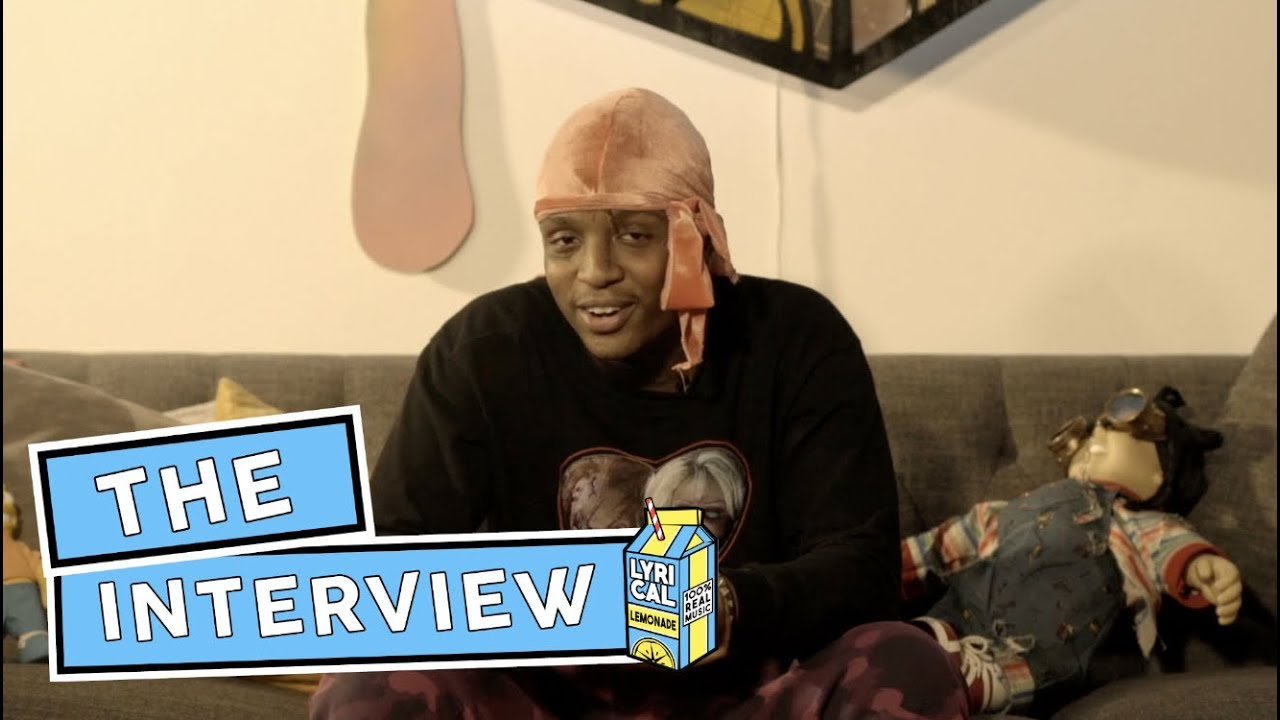 Ski Mask The Slump God | The Lyrical Lemonade Interview