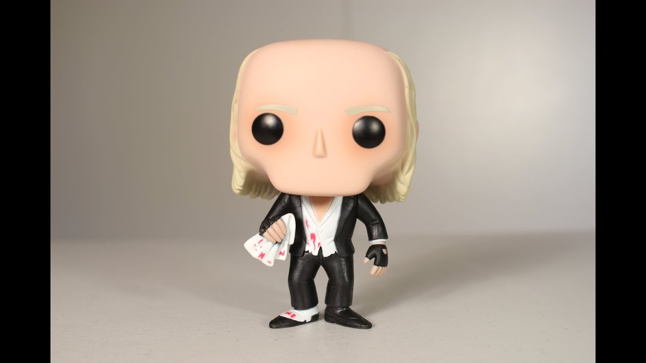 Rocky Horror Picture Show Riff Raff Funko Pop Review Youtube