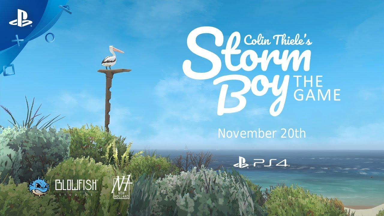Storm Boy - Announcement Trailer | PS4