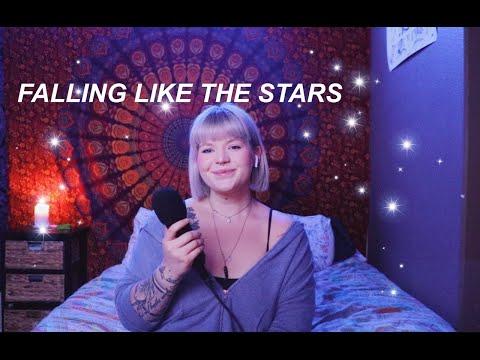 Falling Like The Stars - James Arthur (cover)
