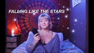 falling like the stars - james arthur (cover) Video