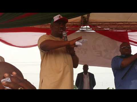 Ogoni  people  are secured  in PDP -Wike