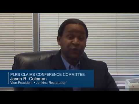 Jason Coleman, PLRB Claims Conference Committee