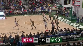 Kenneth Smith (7 points) Highlights vs. Wisconsin Herd