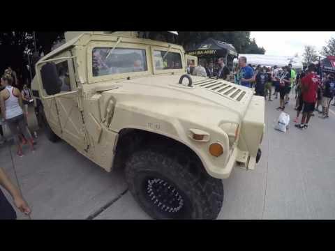 WWMM US Army Humvee