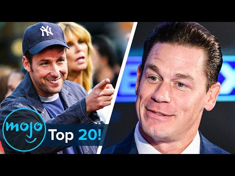 Top 20 Celebs Who Are Surprisingly Down to Earth