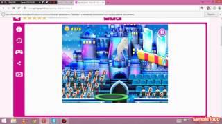 Игры для девочек Дельфинарий Новогодний