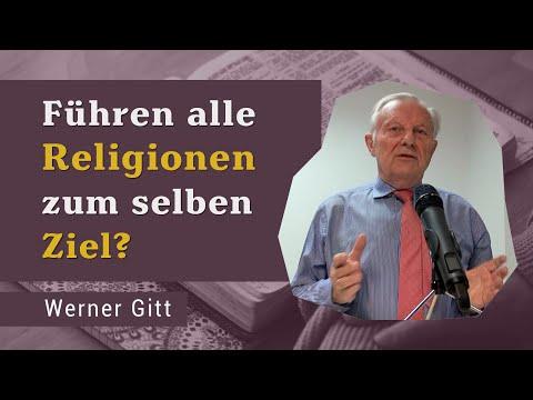 Führen alle Religionen zum selben Ziel?