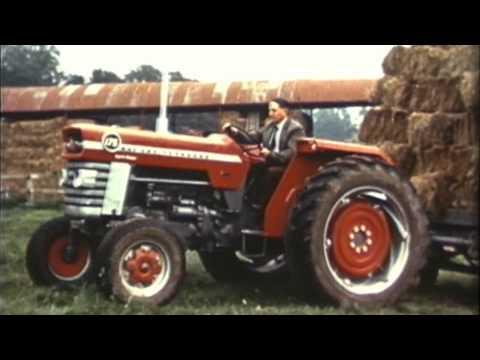 "Massey Ferguson : MF Tradition "" Damals Bis Heute ""   -   Video ...............Oeni"