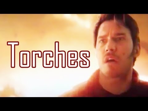 Avengers Infinity War (Tribute) Torches