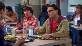The Big Bang Theory: Getting Tenured thumbnail